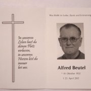 Beutel Alfred